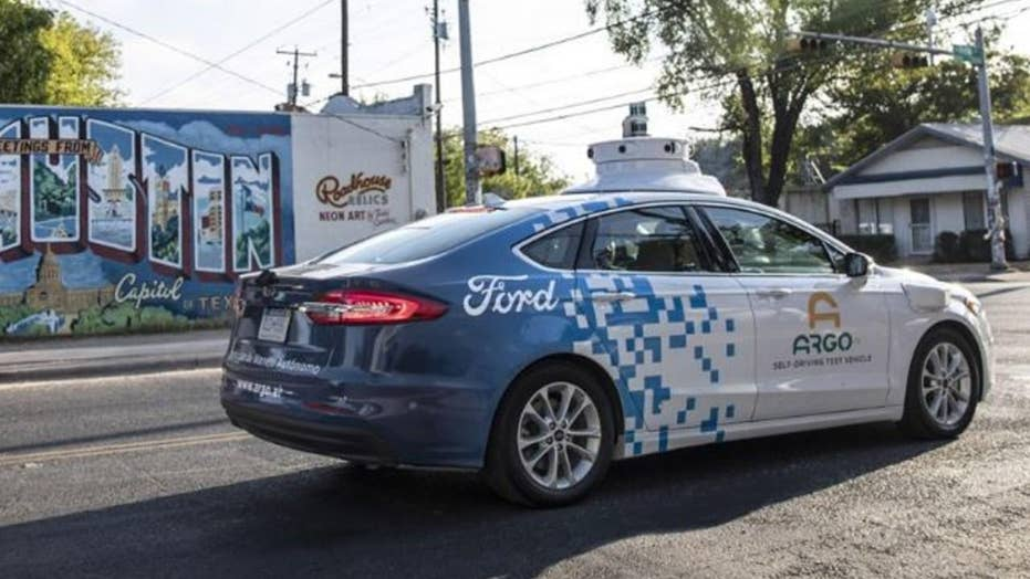 Ford picks Austin as new testing grounds for self-driving cars
