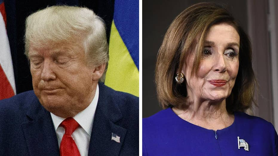 President Trump: Nancy Pelosi has been taken over by the radical left