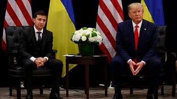 Marc Thiessen: Dem impeachment accusations against Trump not supported by transcript of Trump-Zelensky call