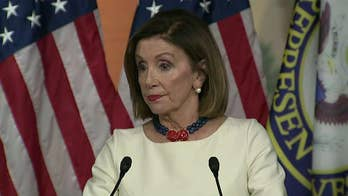 Speaker Nancy Pelosi claims acting DNI Maguire's handling of whistleblower complaint 'broke the law'
