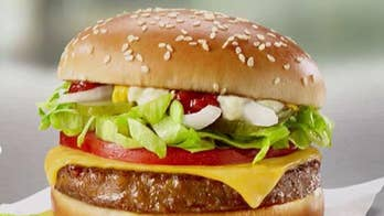 McDonald's to test a meatless burger