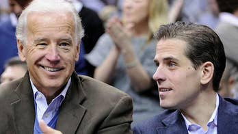 Biden rivals say they wouldn't let child of their VP sit on a foreign company board