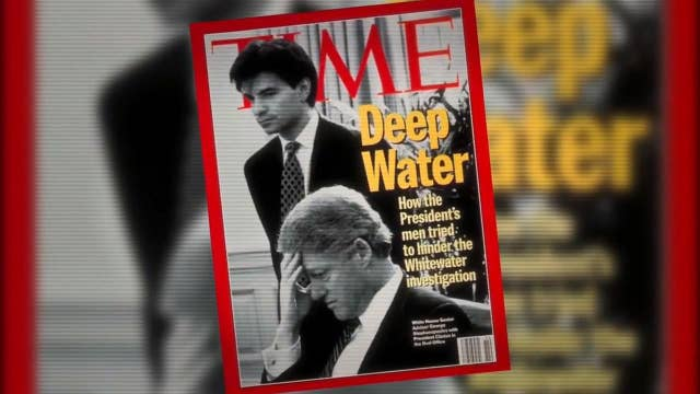 """""""Scandalous: The Clintons"""" chroniclesthe drama leading to first impeachment of a U.S. president in 130 years"""