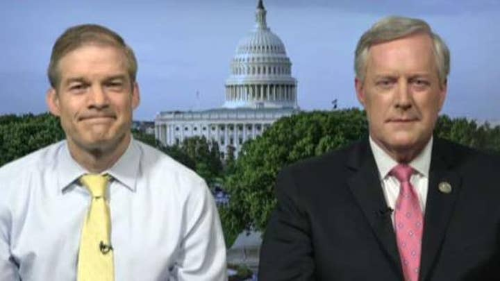 Rep. Mark Meadows: This has everything to do with a political impeachment by the Democrats