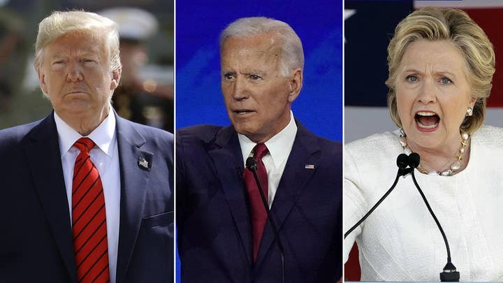 Is President Trump reviving his 2016 playbook by targeting Joe Biden's family connections?