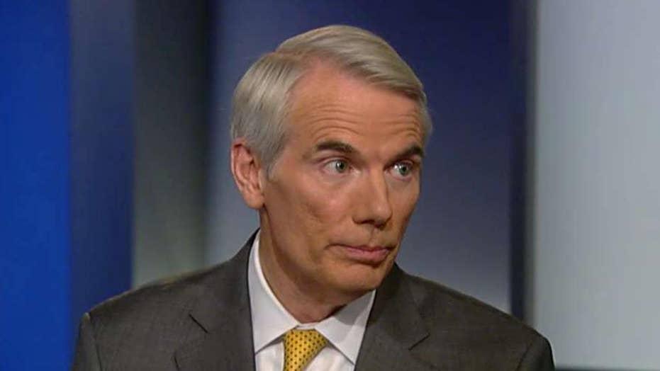 Sen. Portman on Trump's Ukraine discussions