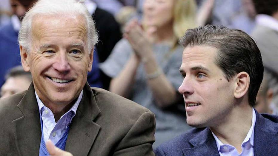 Biden Rivals Say They Wouldn T Let Child Of Their Vp Sit On A Foreign Company Board Fox News