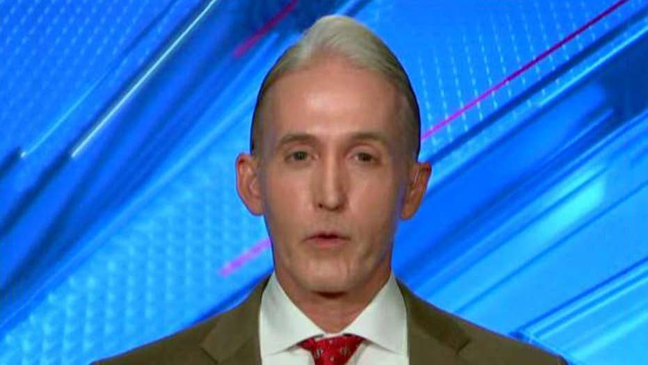 Gowdy: Schiff made stuff up during phone call parody
