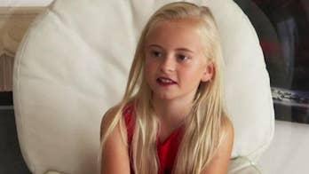 9-year-old double amputee makes history at Paris Fashion Week