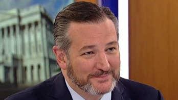 Ted Cruz criticizes Trump's call for China to investigate Bidens