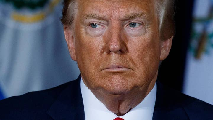 President Trump goes scorched-earth against impeachment push