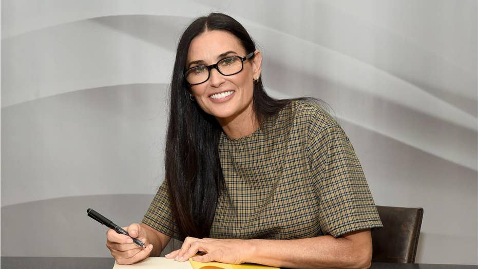 Demi Moore reveals 'Indecent Proposal' director demanded she gain weight