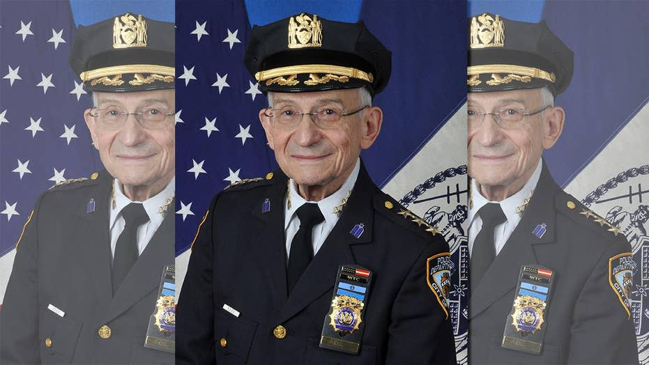 Famed rabbi is NYPD's longest-serving officer, protecting the city for 53 years