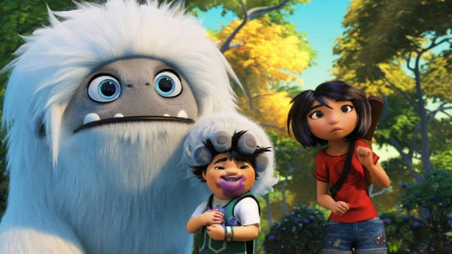 'Abominable' brings new role model to the big screen