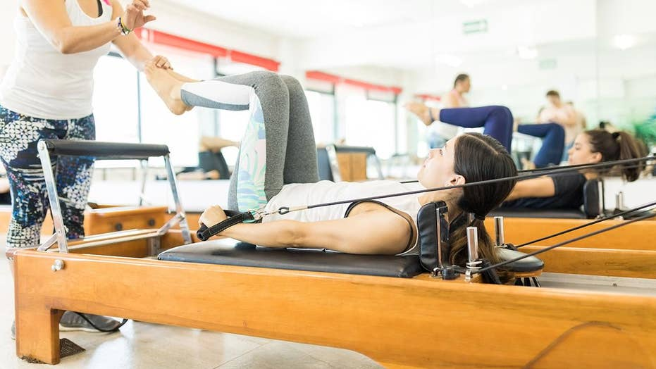 Woman's Pilates injury causes her to leak brain fluid