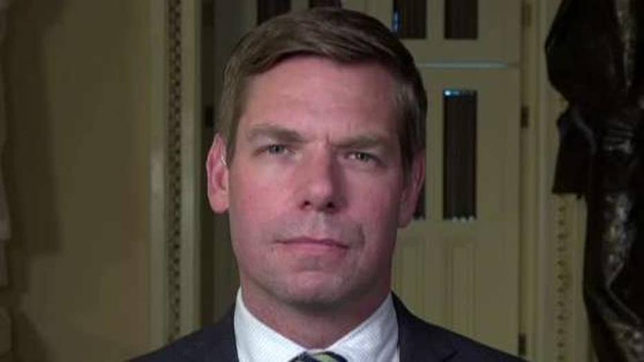 Rep. Eric Swalwell says White House handling of Ukraine call shows a 'consciousness of guilt'