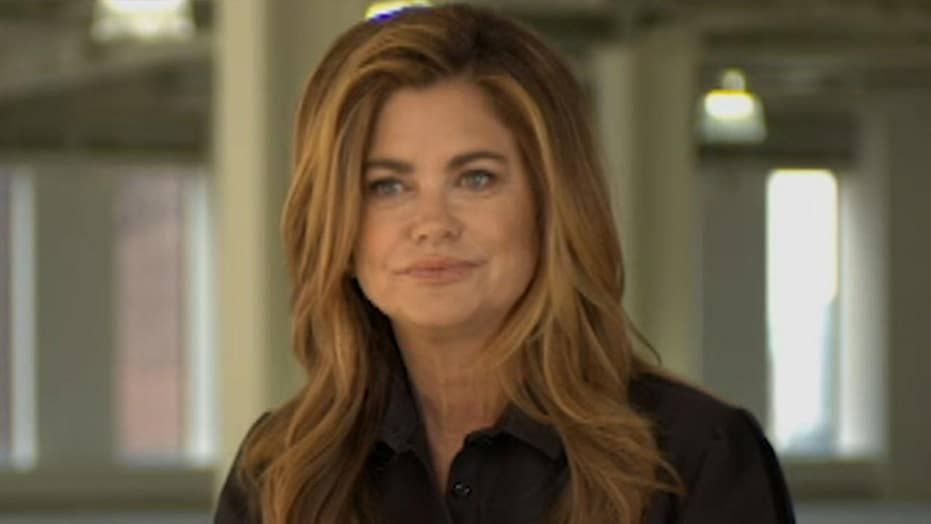 Kathy Ireland talks about sexual harassment, assault and trafficking in the modeling industry