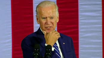 Joe Biden considers Wall Street tax