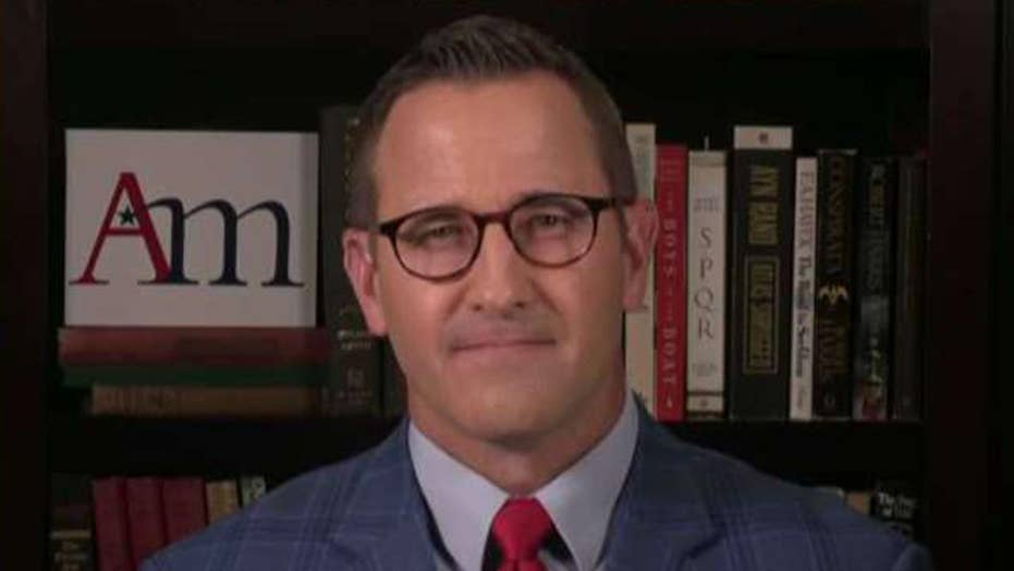Ned Ryun: Democratic Party has been eaten from within by the far left