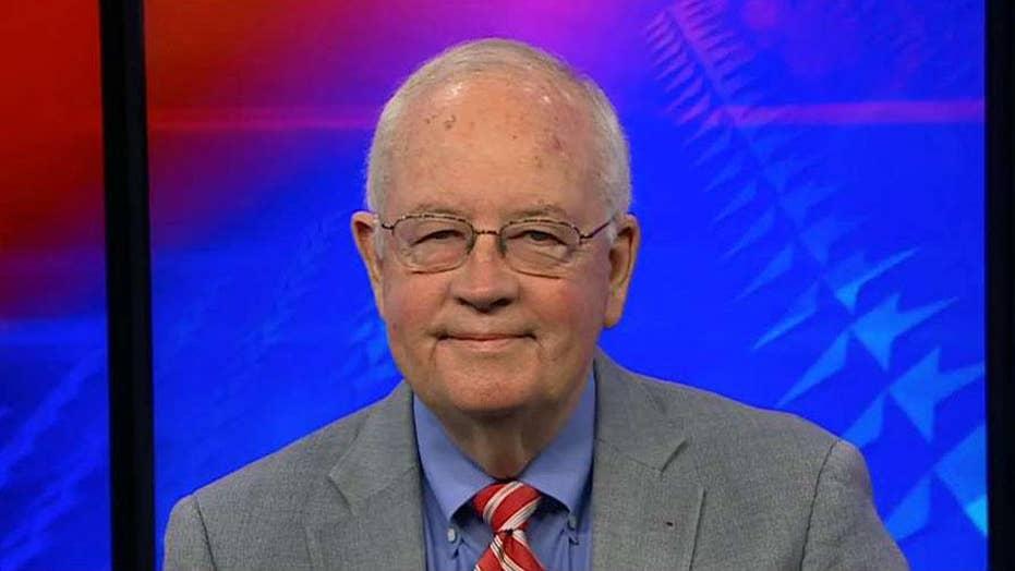 Ken Starr's warning to Democrats pushing to impeach President Trump