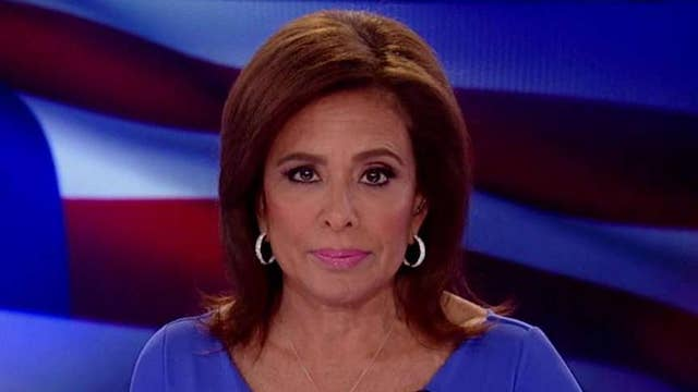 Judge Jeanine: Our commander in chief has been subjected to unprecedented maligning by the mainstream media