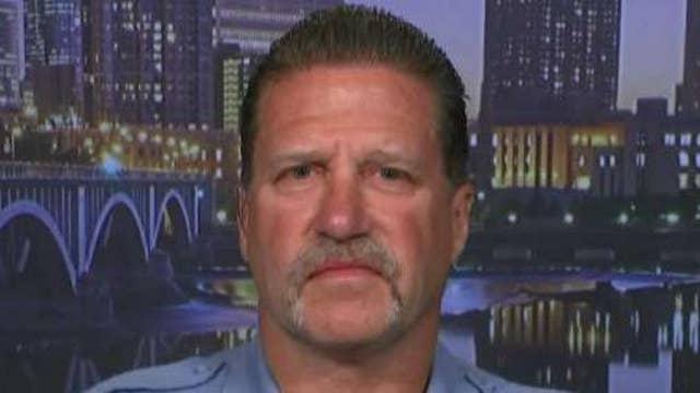 Minneapolis changes cops' uniform rule before Trump rally