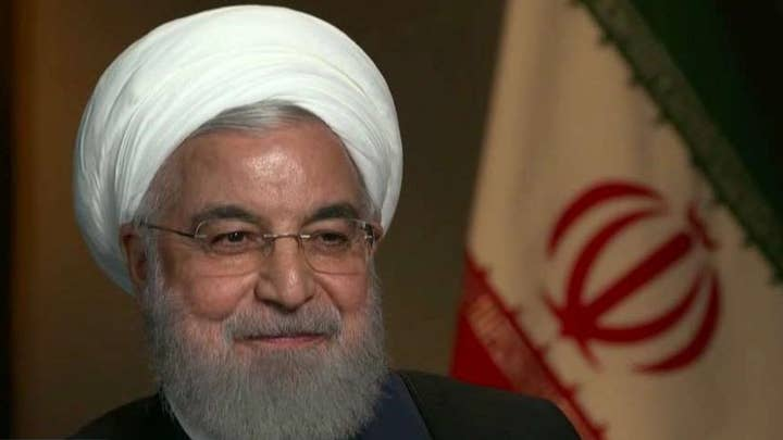 Highlights from Chris Wallace's interview with Iranian President Hassan Rouhani