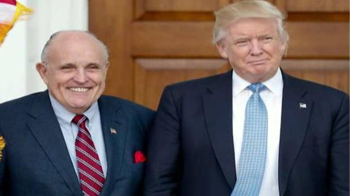 Does Rudy Giuliani have a choice in testifying before congress?
