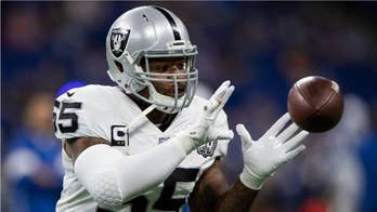 Vontaze Burfict's 'heart is broken' over season-long suspension, Raiders' Derek Carr says