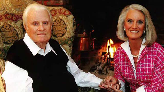Billy Graham's daughter discusses her new book and the power of the Holy Spirit