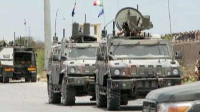 Al-Shabab extremists attack US base in Somalia