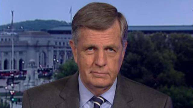Hume: We aren't seeing the gravity and seriousness we saw during Nixon impeachment