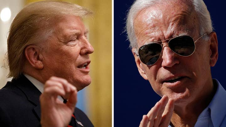 Media's treatment of Joe Biden vs. President Trump