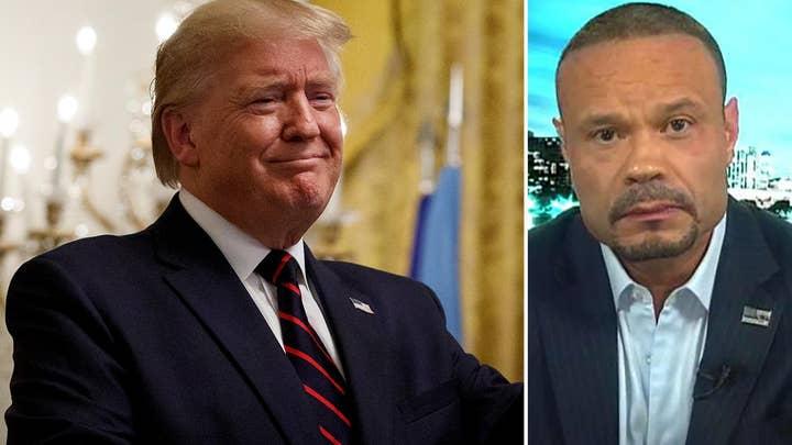 Dan Bongino says President Trump must protect to the presidency