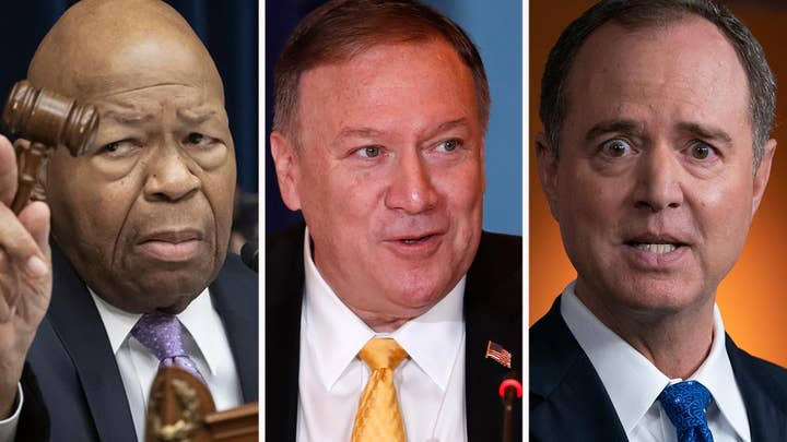 House Democrats subpoena Secretary Pompeo for Ukraine docs, call for State Department officials to testify