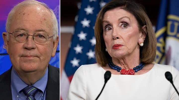 Ken Starr says Nancy Pelosi jumped the gun on impeachment
