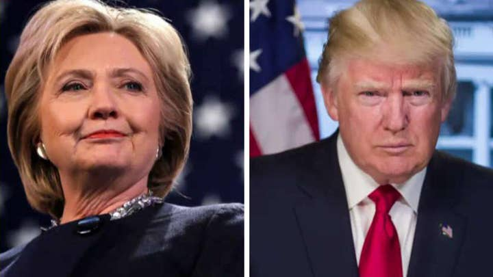 Hillary Clinton trashes Trump in new round of TV interviews