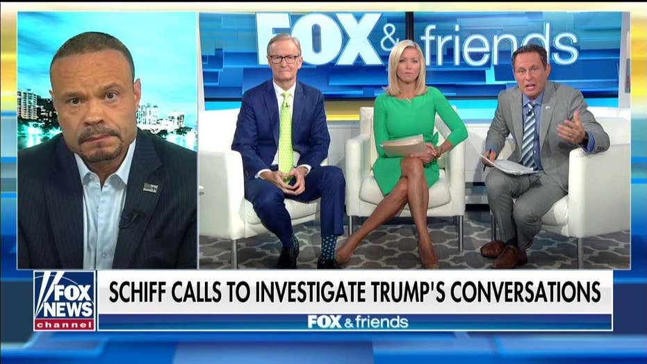 Democrats are 'panicking' as illegal spying is set to be revealed, says Dan Bongino