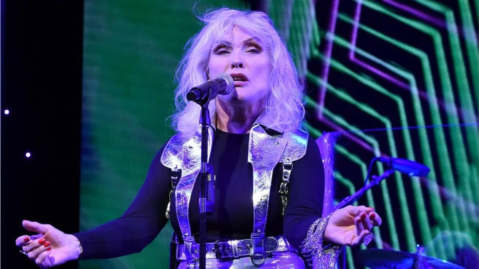 The story of Debbie Harry's rock and roll lifestyle is told in new memoir