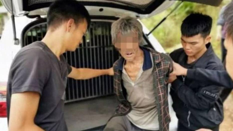 Chinese fugitive gets nabbed 17 years after prison break