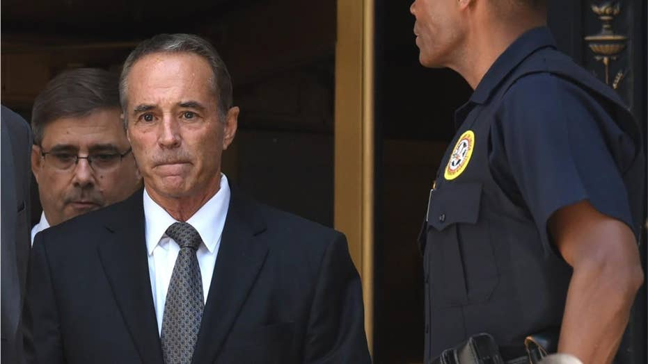 Rep. Chris Collins steps down before guilty plea on insider trading charges