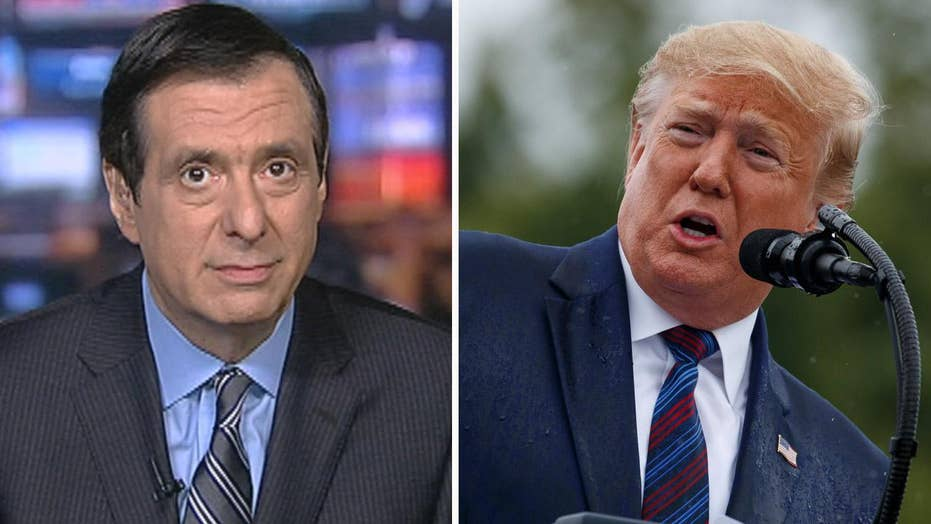 Howard Kurtz: Some fierce Trump critics tell Dems to win it at the ballot box