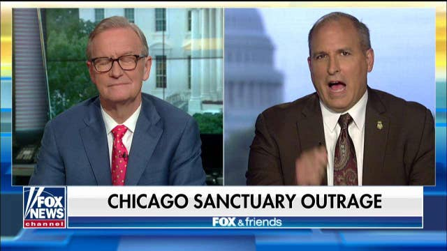 CBP Commissioner says Chicago's 'reckless' sanctuary city policy will create more American 'victims'
