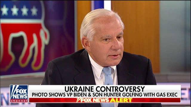 Former Democrat Sen. Torricelli on Biden family's dealings with Ukraine