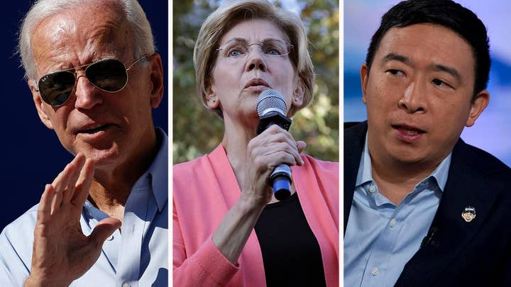 Deadline approaches for 2020 Democrats to qualify for fourth debate