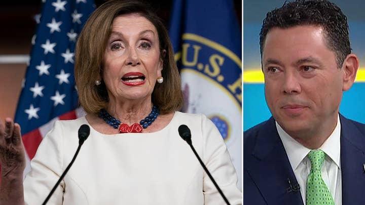 Jason Chaffetz explains why Nancy Pelosi hasn't held a formal vote on impeachment