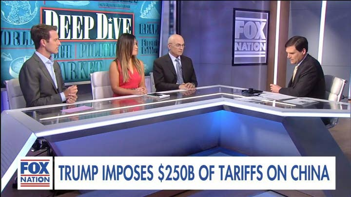 If impeachment fails and Trump set for re-election, China will make trade deal 'very soon': Expert panel debates