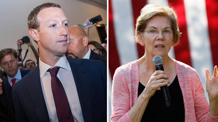 Judge Napolitano: Facebook would win in legal fight against President Warren's government