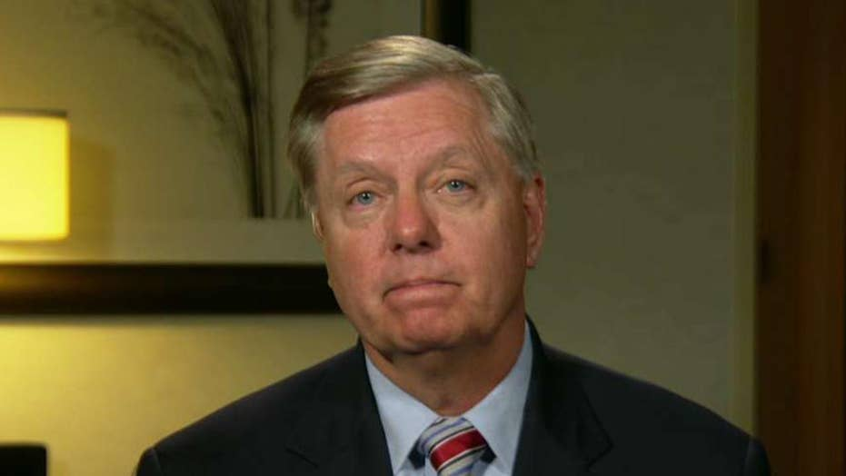 Graham: Barr should be talking to Australia, Italy, UK about intelligence cooperation