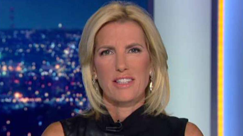 Ingraham: The Democrats' democracy problem